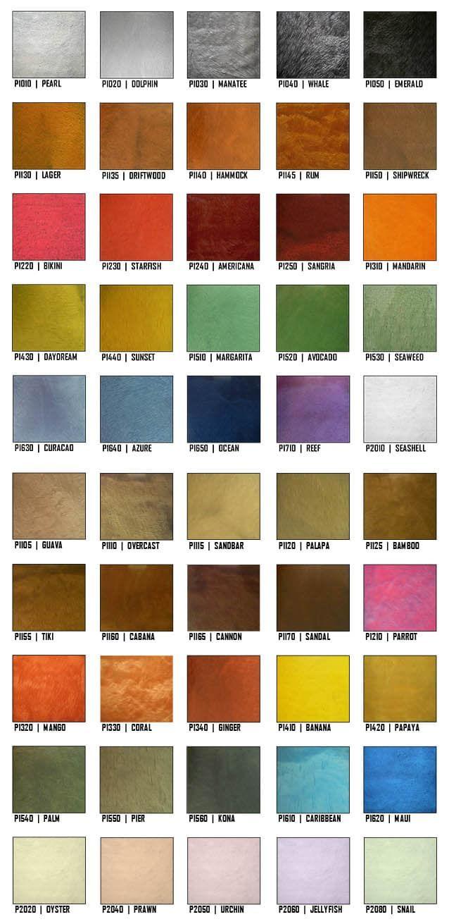Metallic Pigment Epoxy Countertop Metallic Epoxy Floor Floor Coating