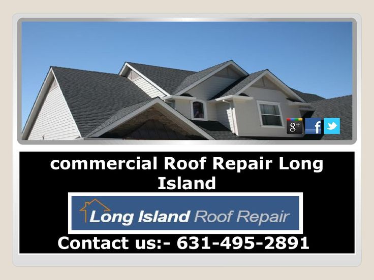 Commercial roof repair long island by liroof repair