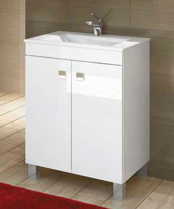Mебель Для Ванных Комнат :: Шкафчики Для Ванной :: Нижний Bанна Шкафчик Для Раковины Sorento S1