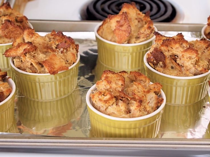 Favorite Bread And Butter Pudding With Bourbon Sauce Recipes ...
