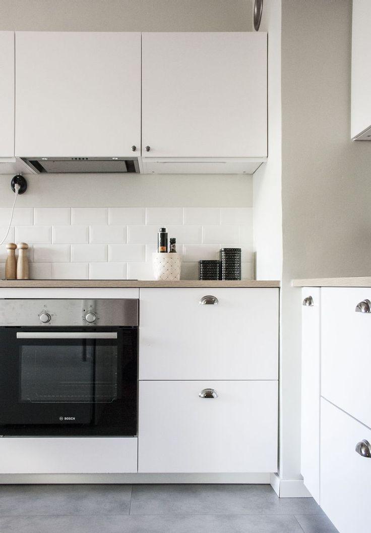 Skandinaavinen keittiö, Liisamaija, 5631cd42e4b09002ed150fa1 - Etuovi.com Sisustus