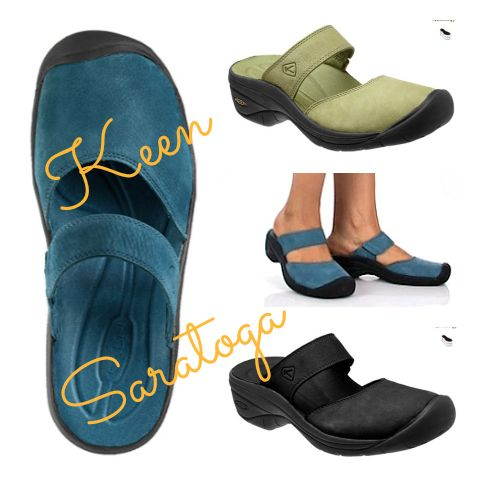 The Keen Saratoga is BACK - BarkingDogShoes | Reviews and Deals - Comfortable Shoes for Women