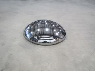 """Give your trailer that cool, retro look with this chrome-plated, baby-moon-style hubcap. Fits only 13"""" to 15"""" diameter, conventional wheels. Call 800-298-8924 to order Americana accessories and parts part number AM90086 or order online at etrailer.com. Free expert support on all Americana products. Guaranteed Lowest Price and Fastest Shipping for Americana Baby Moon Trailer Wheel Center Cap - Chrome-Plated Steel - Qty 1. Accessories and Parts reviews from real customers."""