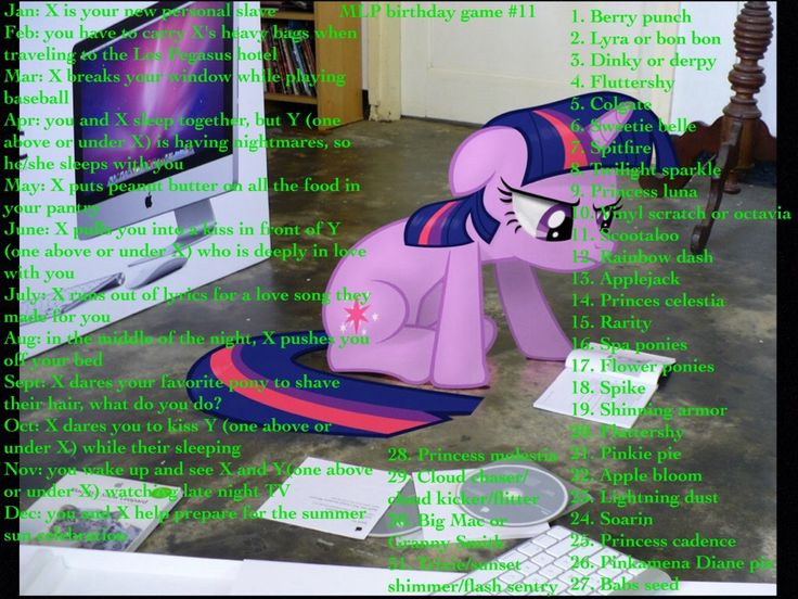 #500621 - apple bloom, applejack, birthday game, cutie mark crusaders, exploitable meme, fluttershy, macbook, mane six, meme, photo, pinkie pie, ponies in real life, princess cadance, princess celestia, princess luna, rainbow dash, rarity, safe, scootaloo, shining armor, spike, sweetie belle, text, twilight sparkle - Derpibooru - My Little Pony: Friendship is Magic Imageboard
