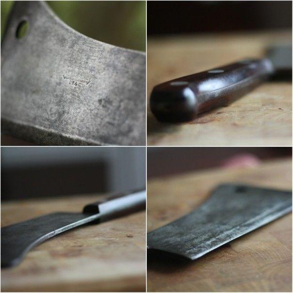 Carving Knife Good Guys: 11 Best Butcher Knives Images On Pinterest