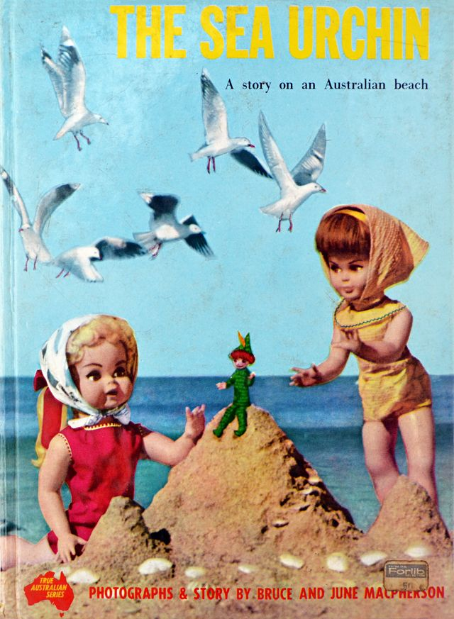 The Sea Urchin. Written and photographed by husband and wife team Bruce and June MacPherson, 1963.