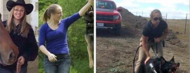 The private security woman who made her dog bite a small girl in the face...[BREAKING] Exposed: Online Community Leaks Identity of Dakota Pipeline Dog…