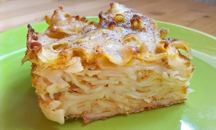 Sonkás kocka is an old member of the Hungarian pasta repertoire, which has lost some of its glamour lately.