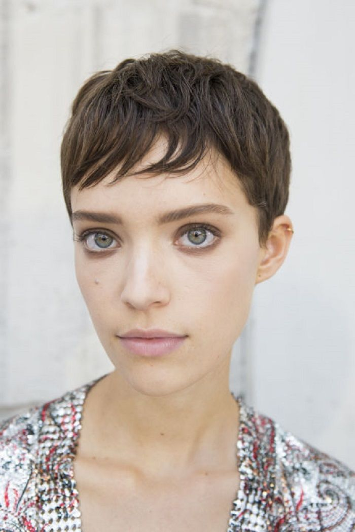 Best of Beauty From SS 2018 PWF natural makeup