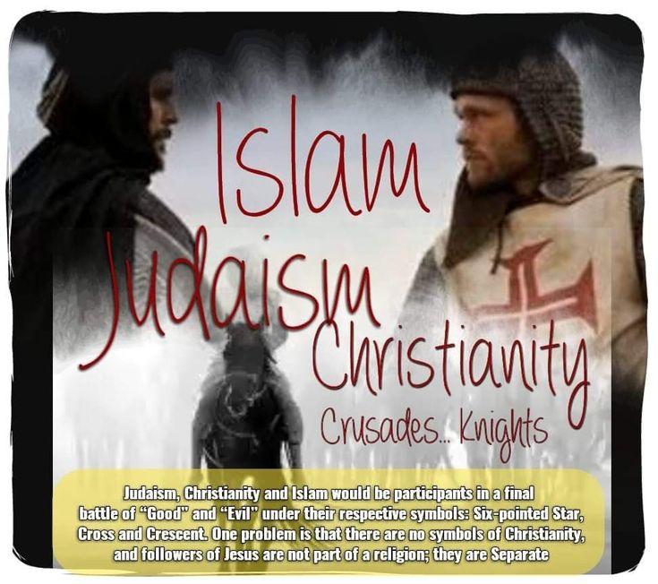 #Islam #Judaism #Christianity #Crusades... #Knights