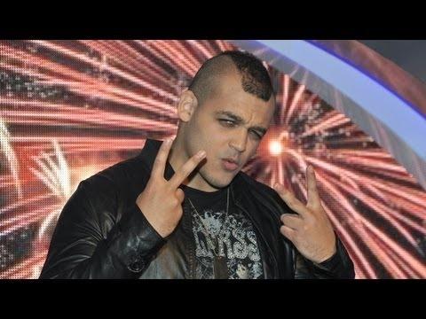 The Voice of Poland - Damian Ukeje o udziale w programie