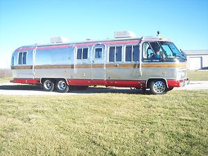 1985 AIRSTREAM 345 MOTORHOME in RVs & Campers | eBay Motors