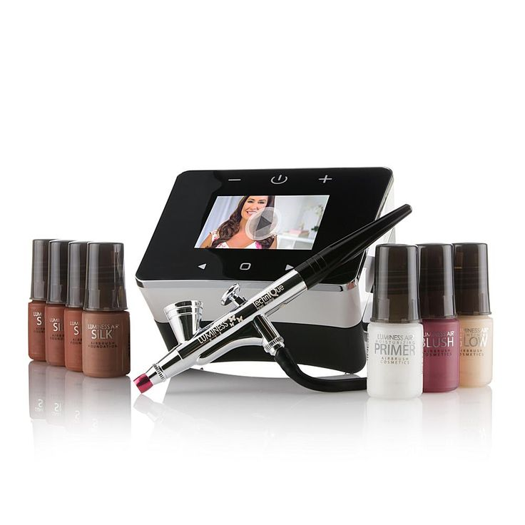 As Seen on TV Luminess Air Epic2 Airbrush Makeup System - Pink
