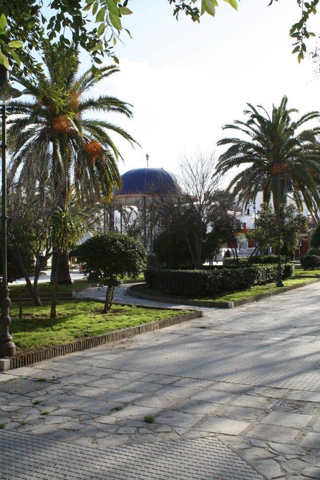 Alameda Moreno de Guerra, San Fernando, Cádiz