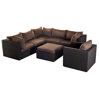 Savannah Outdoor Sofa Sectional  Was $3699.99 now $1849.99
