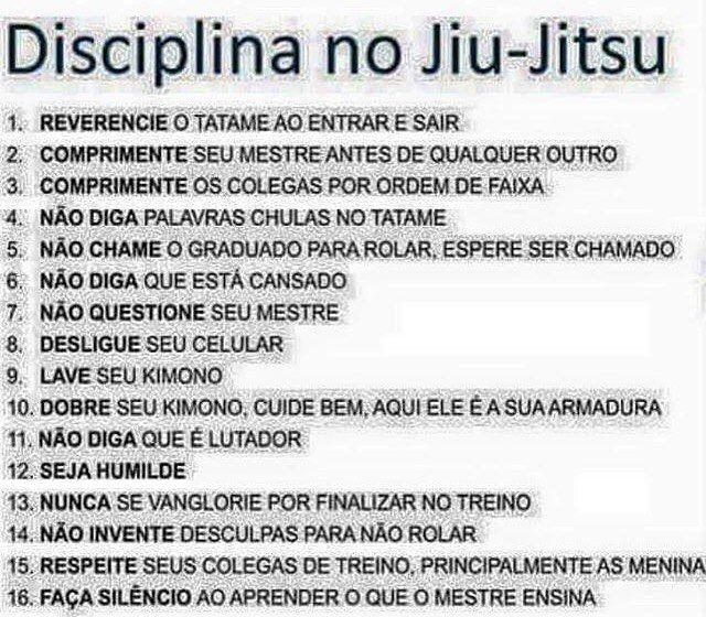 Mais alguém aprendeu assim? Oss by jiujitsu_brasil