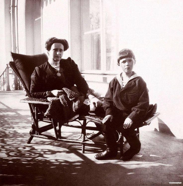 Alix and Alexei