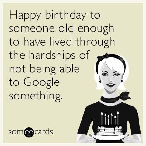 Funny lol -- #someecards #birthday Daily Funny jokes #compartirvideos.es…