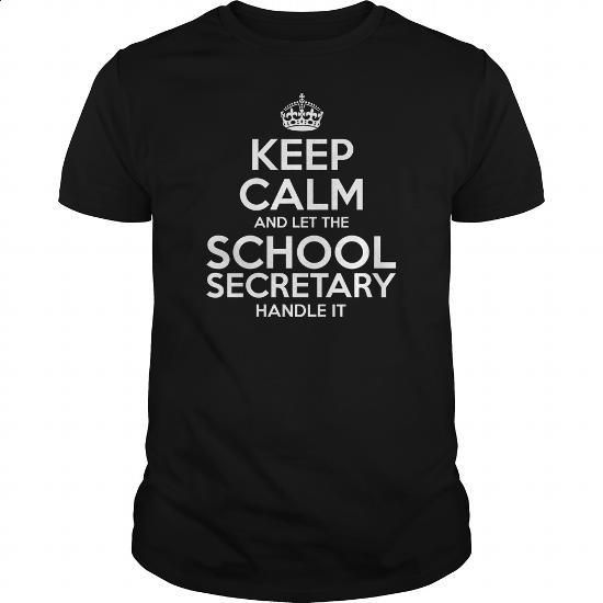 Awesome Tee For School Secretary - #make your own t shirts #men t shirts. PURCHASE NOW => https://www.sunfrog.com/LifeStyle/Awesome-Tee-For-School-Secretary-109211676-Black-Guys.html?60505