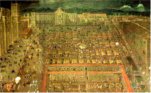 Ciudad de México: Cristóbal de Villalpando, 1692