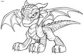 Realistic Dragon Coloring Pages - Bing Images