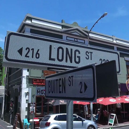 Where to go on Long street