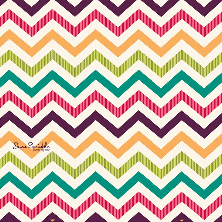 Iphone Wallpaper Pinterest Paint Palette Chevron Ipad Wallpaper Wasting Time
