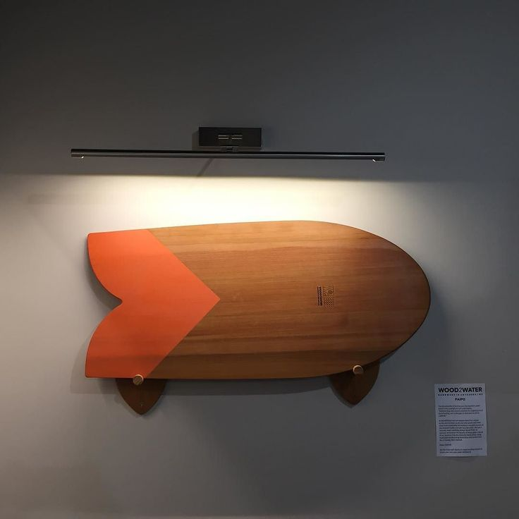 Found this lovely little cedar number up in Russel. Solid timber belly board. Looks super hard but a ton of fun. #woodworking #surf #cedar