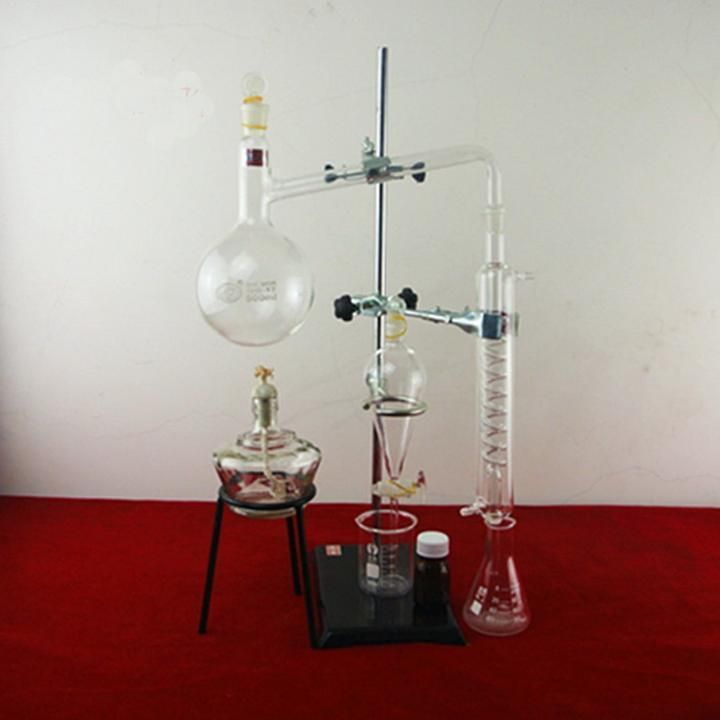 Luxury Edition Essential Oil Steam Distillation Apparatus