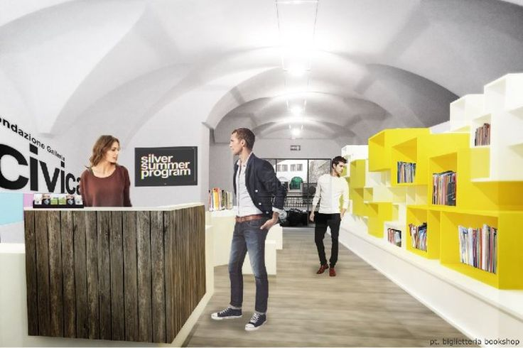 Art Gallery renovation proposal / Gianluca Nicolini architetto