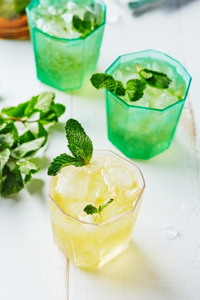 Derby Day, here we come! Pitcher recipe for mint juleps