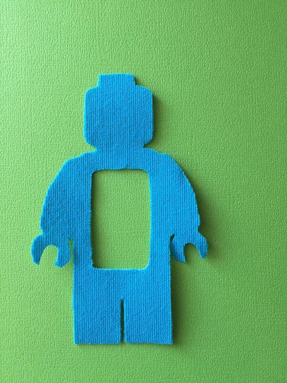 Lego Minifigure Dexcom G4 Tape Sensor Cover Hand Cut