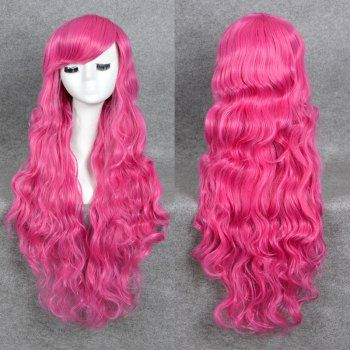 SHARE & Get it FREE | Side Bang Long Layered Wavy My Little Pony Cosplay Lolita Synthetic WigFor Fashion Lovers only:80,000+ Items·FREE SHIPPING Join Dresslily: Get YOUR $50 NOW!