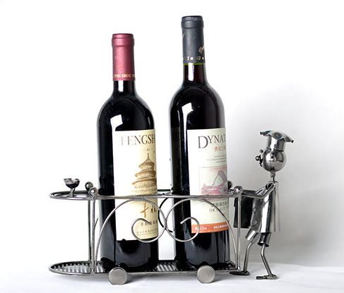 Chef Wine Holder I Newell Furniture