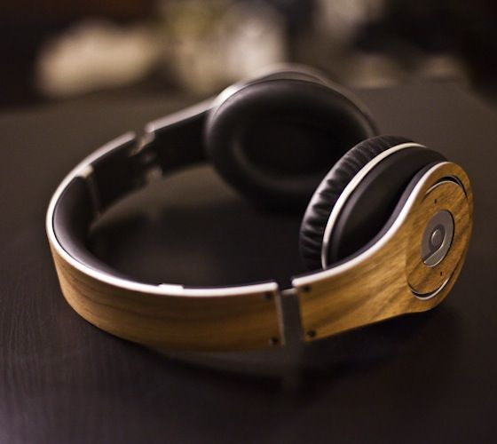 #Lazerwood for #Beats #Studio