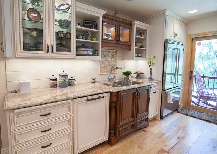 Best 15 Best Pearl Maple Glazed Cabinets Images On Pinterest 400 x 300