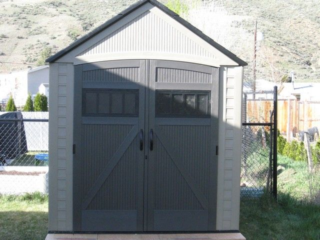 1000 Ideas About Rubbermaid Shed On Pinterest Shed