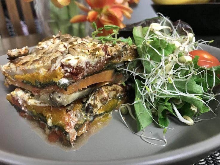 Gluten Free Vege Lasagne — Making Food My Medicine