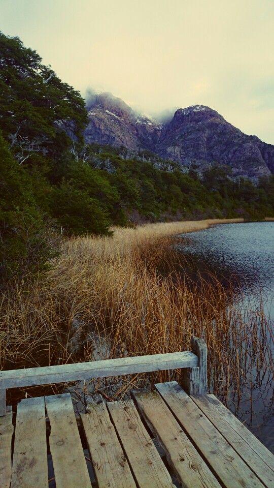 Lago escondido - bariloche