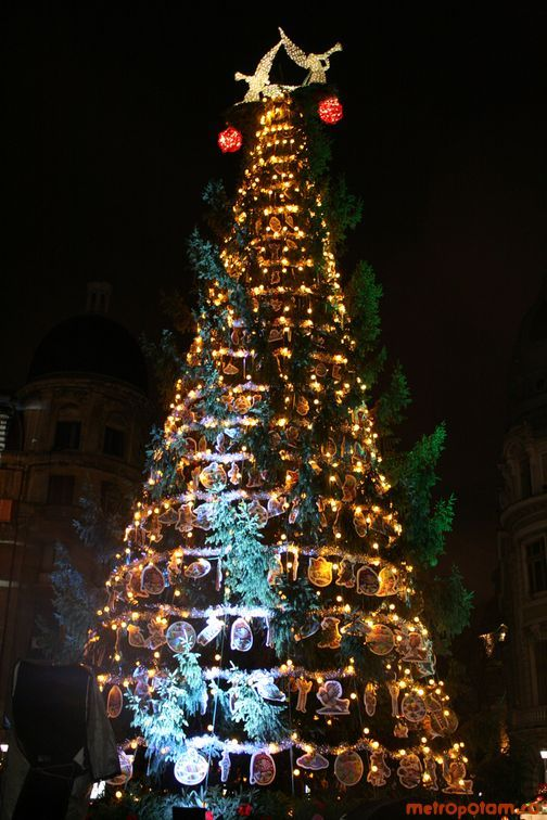 Bucharest Christmas Market, la Universitate!