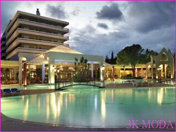 cool Dionysos Hotel