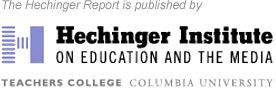 Hechinger Report   Higher Ed