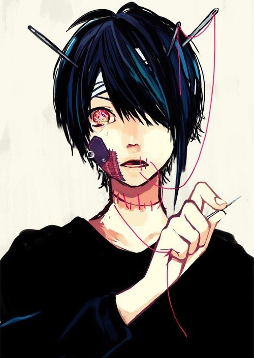 """o_o Aw poor dude :( << Reminds me of a """"villain"""" I had one time; Jamie aka The Puppetmaster"""
