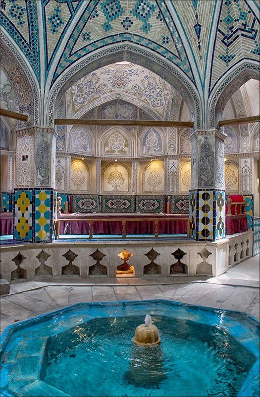 Hammam-e Khan - kashan, Esfahan-  Iran