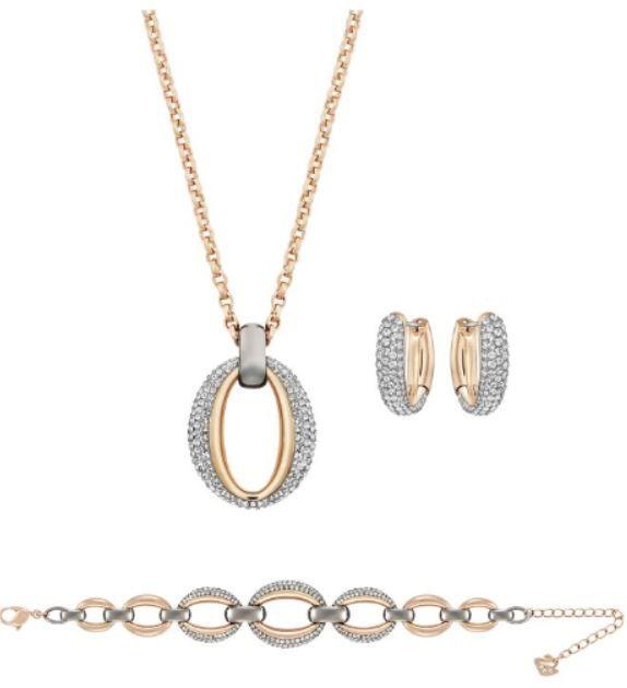 Nuova collezione gioielli Swarovski autunno inverno 2015 2016 Circlet