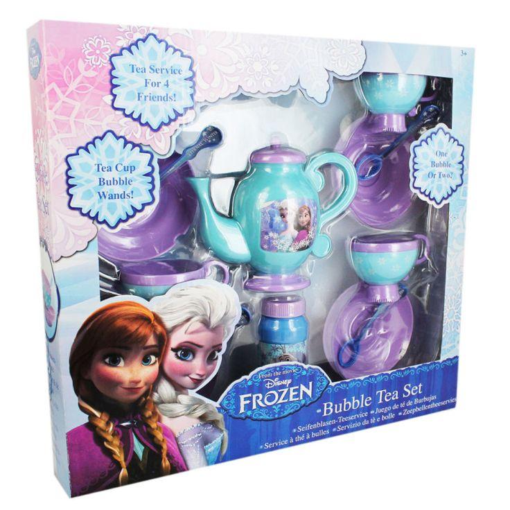 Disney Frozen Bubble Tea Set | Kids Cool Toys UK