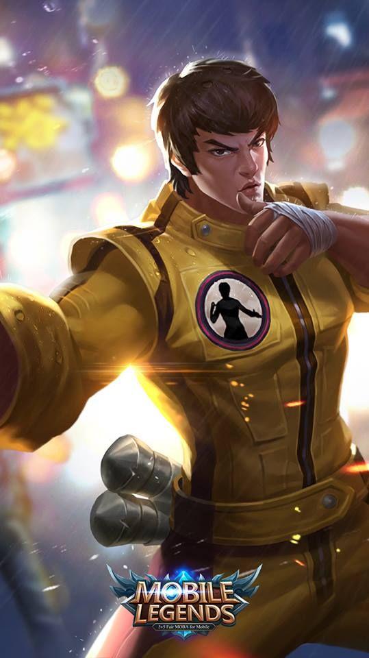 Chou. Ele tem uma mecânica versátil no jogo que é perfeita para coordenar seus movimentos com suas habilidades. Como lutador, seu papel é eliminar o inimigo transportar o mais rápido possível. A partir daqui, você precisa ser muito rápido na execução de ações e assassinar seu alvo.