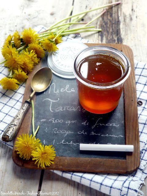 """""""Vegan honey"""" : miele di tarassaco!"""