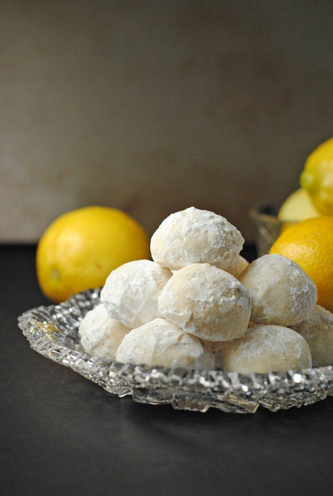 Fashioned Lemon Cookie Recipe: Lemon Chip Cooler Cookies From @Jen @ Juanita's Cocina