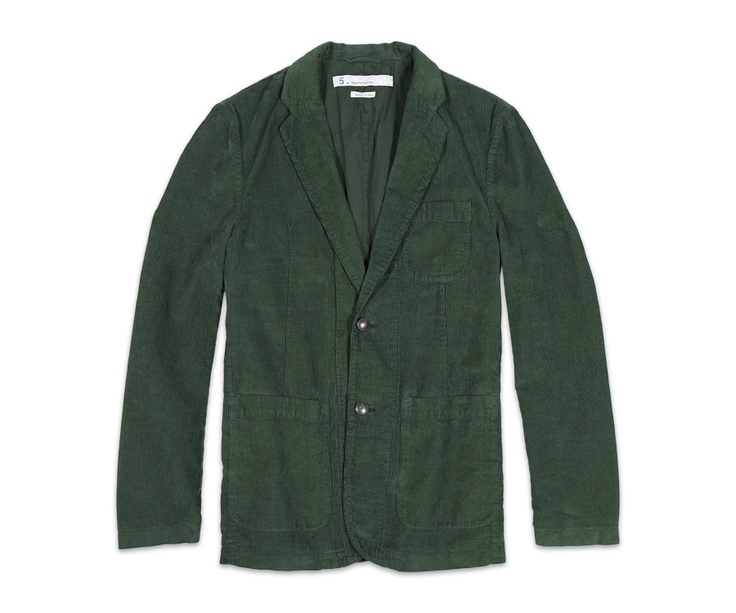 Giacca Boys Verde - #Department5 - http://www.department5.com
